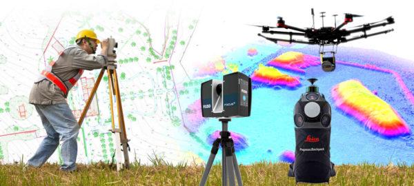 L'évolution des outils des géomètres change leur profession.