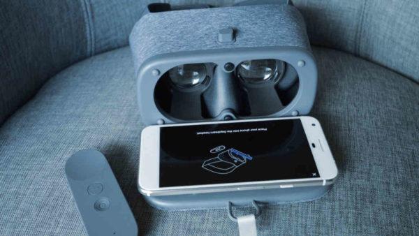 Les casques de réalité virtuelle reposent également sur la vision stéréoscopique du relief