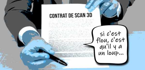 Contrat de scan to BIM : vous devez définir précisément vos attentes