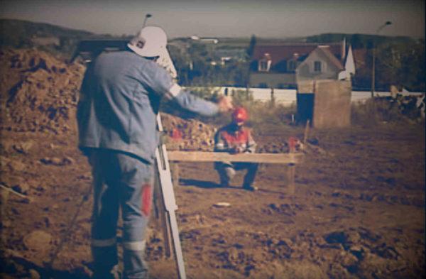 La réalité des chantiers...