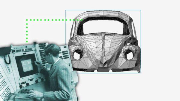 Le premier objet physique numérisé en 3D