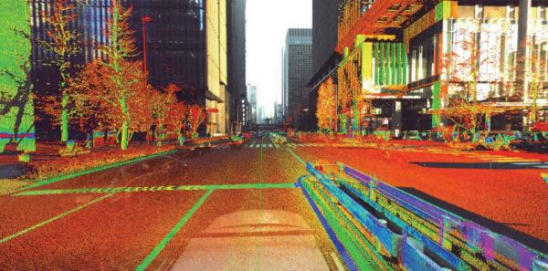 La numérisation 3D urbaine a tout intérêt à être mobile - Leica Pegasus Two