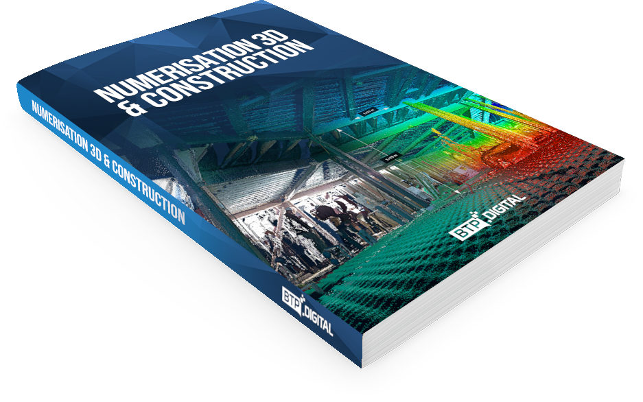 Livre Numérisation 3D & Construction