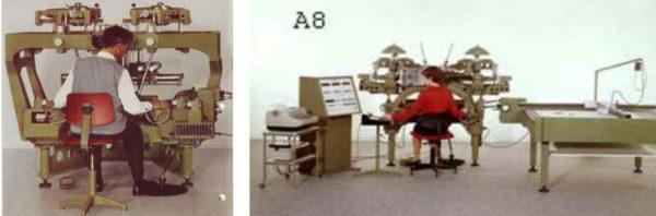 La photogrammétrie analogique a précédé les logiciels