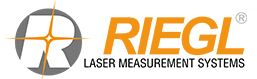 Logo scanners laser 3D Riegl