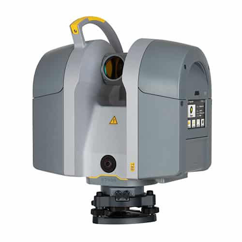 Scanner laser 3D Trimble TX6