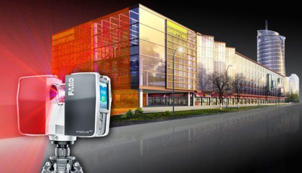Les scanners 3D (LiDAR)