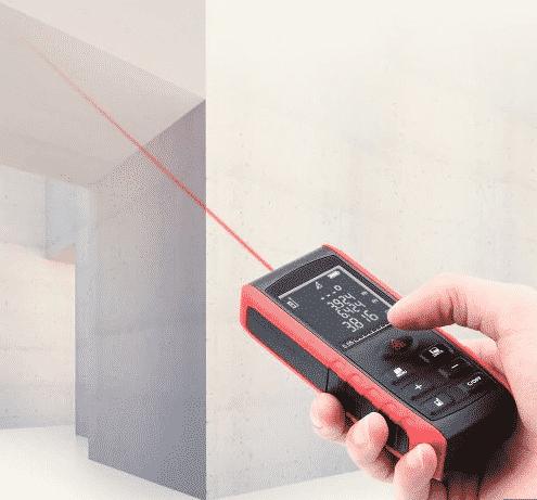 Un télémètre laser traditionnel