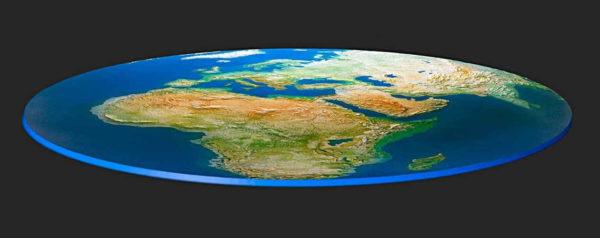 La Terre n'est pas plate